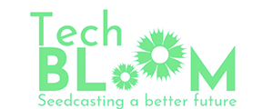 Logo Tech Bloom - Charla Zero Waste