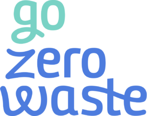 go zero waste logo color